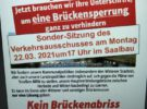 Aktuelle Dokumente zum Brückenneubau Herbede